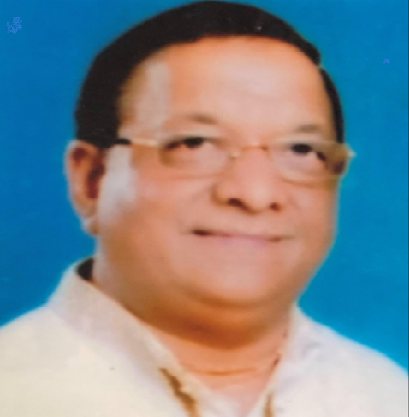 Dr. Kishan Lal Bhartia joins the Board of Governors